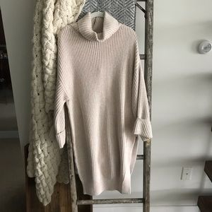 Anthropologie Sweater Tunic